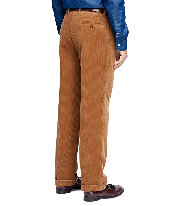 Men's Thompson Fit 8-Wale Corduroy Pants | Brooks Brothers