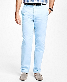 Clark Fit Garment-Dyed Chinos