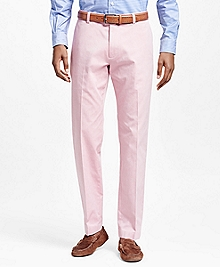 Non-Iron Milano Fit Supima® Cotton Oxford Chinos