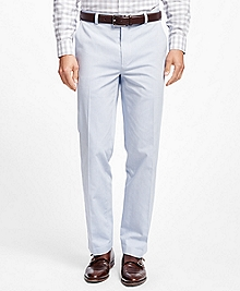 Non-Iron Clark Fit Supima® Cotton Chinos
