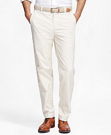 Clark Fit Supima® Cotton Poplin Pants