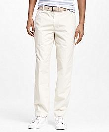 Milano Fit Supima® Cotton Poplin Pants