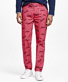 Milano Fit Sailboat Pants