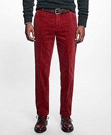 Milano Fit Wide Wale Stretch Corduroys