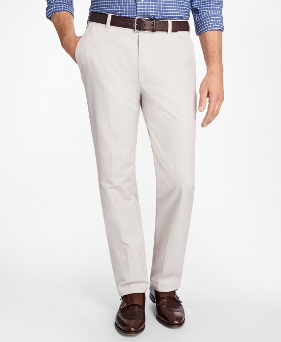 Clark Fit Micro-Stripe Advantage Chinos®