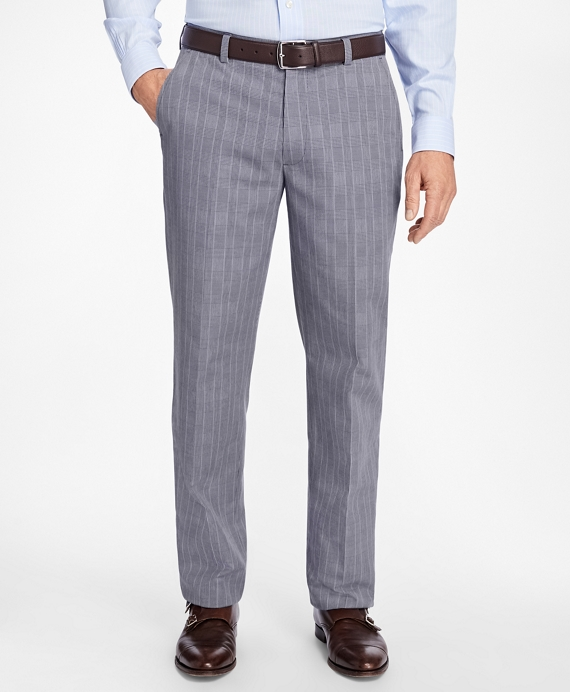 Clark Fit Glen Plaid Advatage Chinos