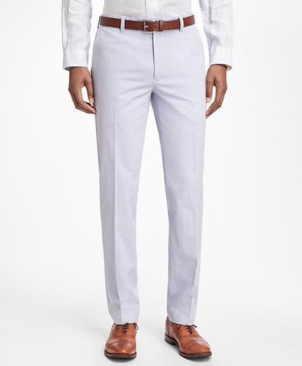 Non-Iron Milano Fit Supima® Cotton Oxford Chinos