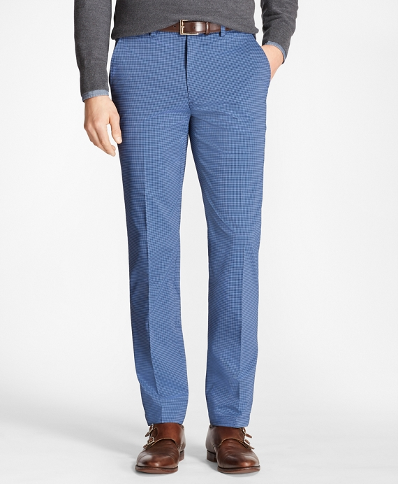 Performance Series Gingham Pants Navy