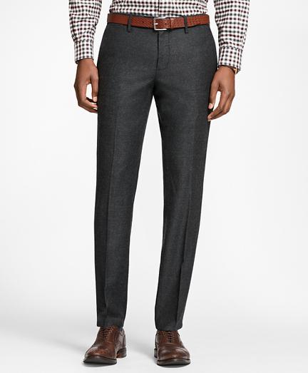 Lightweight Wool Flannel Pants