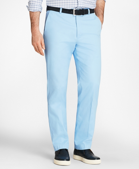 Clark Fit Supima® Cotton Stretch Chinos