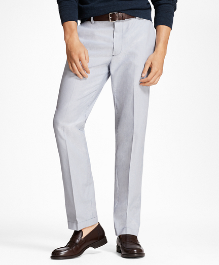 Clark Fit Stripe Stretch Advantage Chinos®