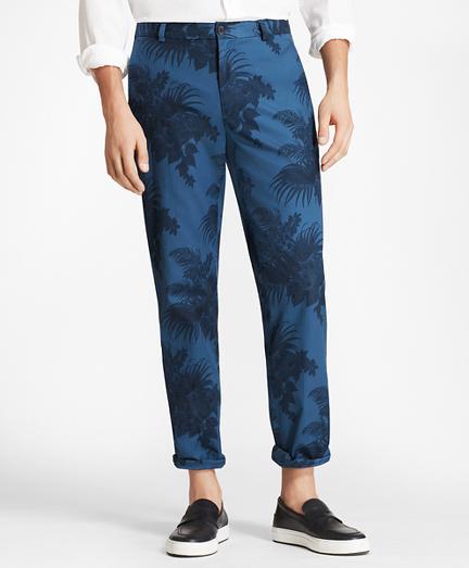 Clark Fit Tropical Print Pants