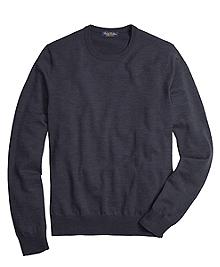 Saxxon Wool Crewneck Sweater