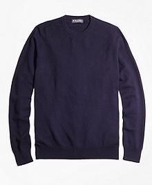 Cashmere Crewneck Sweater-Basic Colors