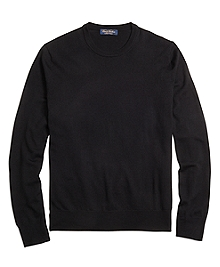 Saxxon Wool Crewneck Sweater