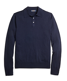 Saxxon Wool Polo