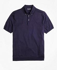 Featherweight Short-Sleeve Raglan Polo