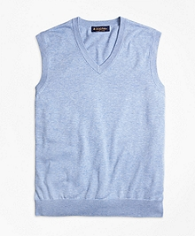Supima® Cotton Vest