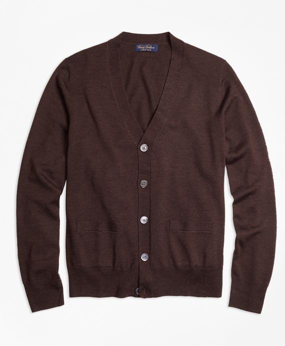 Saxxon Wool Cardigan