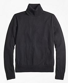 Saxxon Wool Turtleneck Sweater