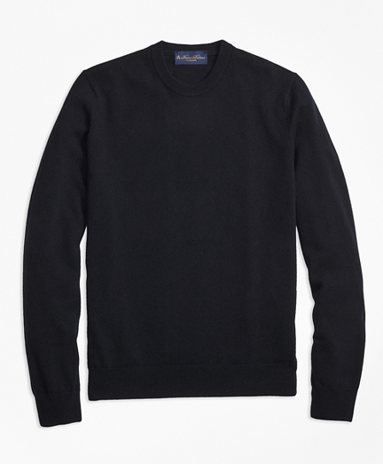 Two-Ply Cashmere Crewneck Sweater