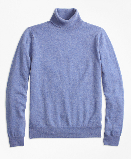 Two-Ply Cashmere Turtleneck