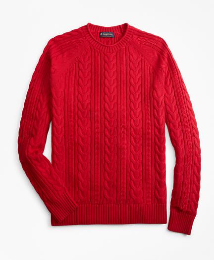 Fisherman Rollneck Sweater