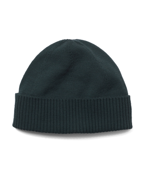 Saxxon Wool Knit Hat Green