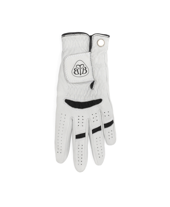 Country Club Left Hand Golf Glove White