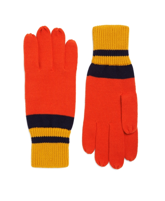 Gold-Navy-Orange