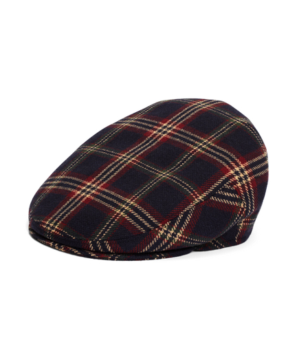 Brooks Brothers Signature Tartan Plaid Wool Ivy