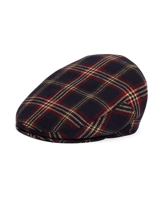 Signature Tartan Plaid Wool Ivy Navy