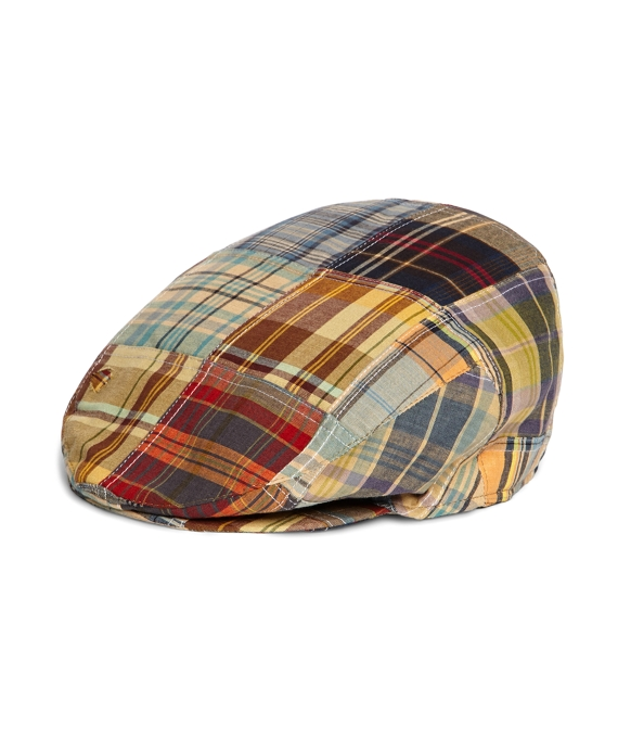Madras Plaid Ivy Brown