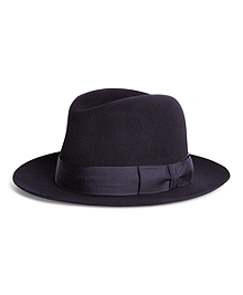 Lock and Co. Chelsea Navy Fedora