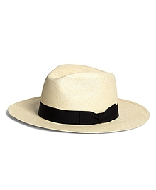 Lock & Co. Wide Brim Panama Hat