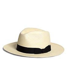 Lock & Co. Wide Brim Panama Hat