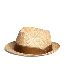 Lock & Co. Natural Duet Trilby