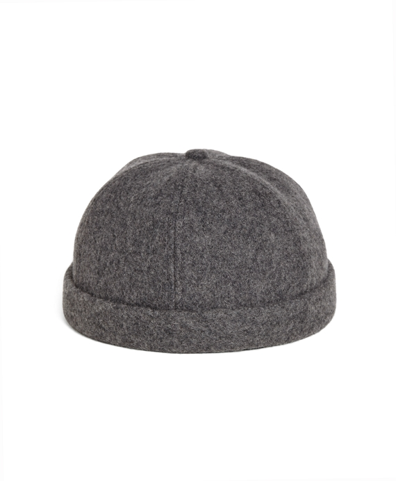 Wool Watch Hat Grey