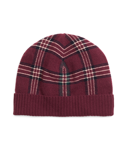 Signature Tartan Hat