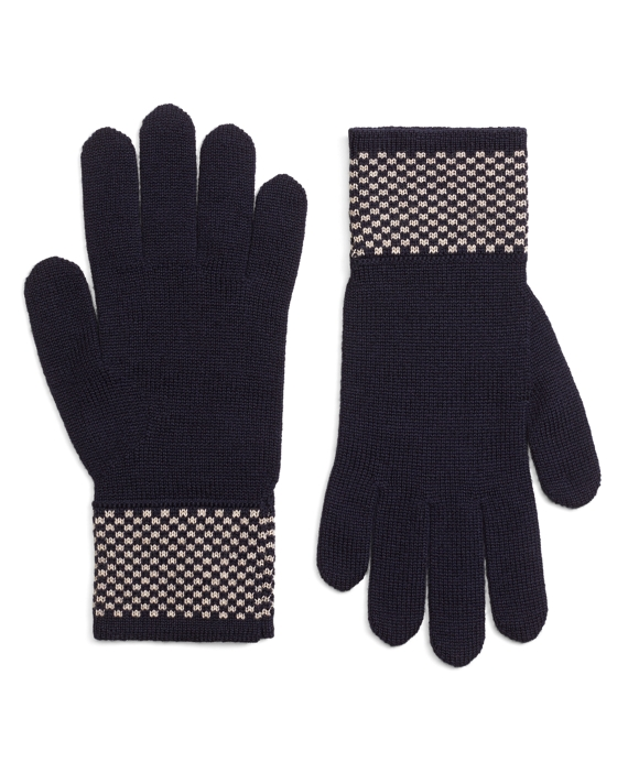 Multipattern Gloves
