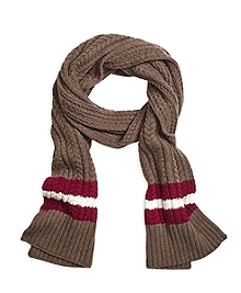 Cricket Cable Scarf
