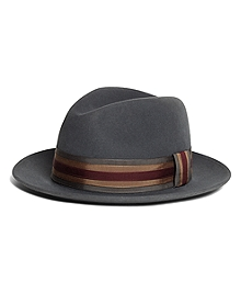 Fedora with Ribbon