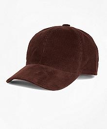 14-Wale Corduroy Baseball Hat