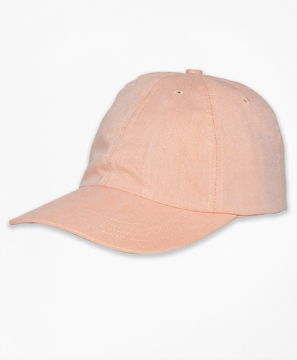 Cotton Oxford Baseball Hat
