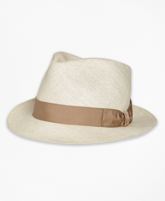 Straw Hat Natural