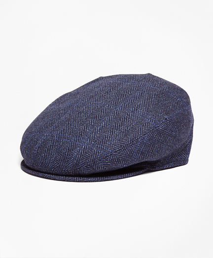 Brooks Brothers Herringbone Saxxon Wool Ivy