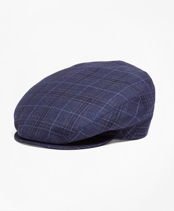 Plaid Saxxon™ Wool Ivy Navy