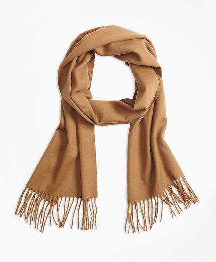 Saxxon™ Wool Scarf with Fringe