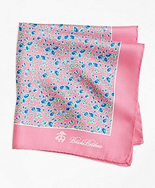 Ditsy Floral Pocket Square