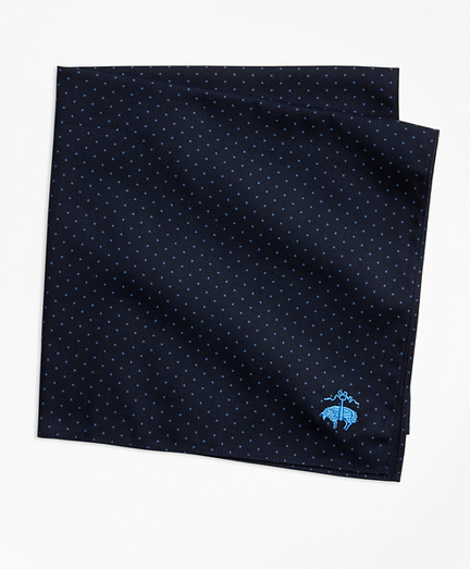 Mini-Polka Dot Pocket Square